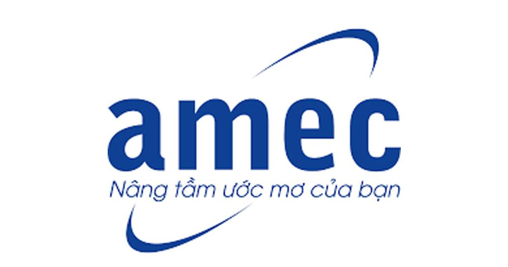 Thiết kế website tư vấn du học Amec