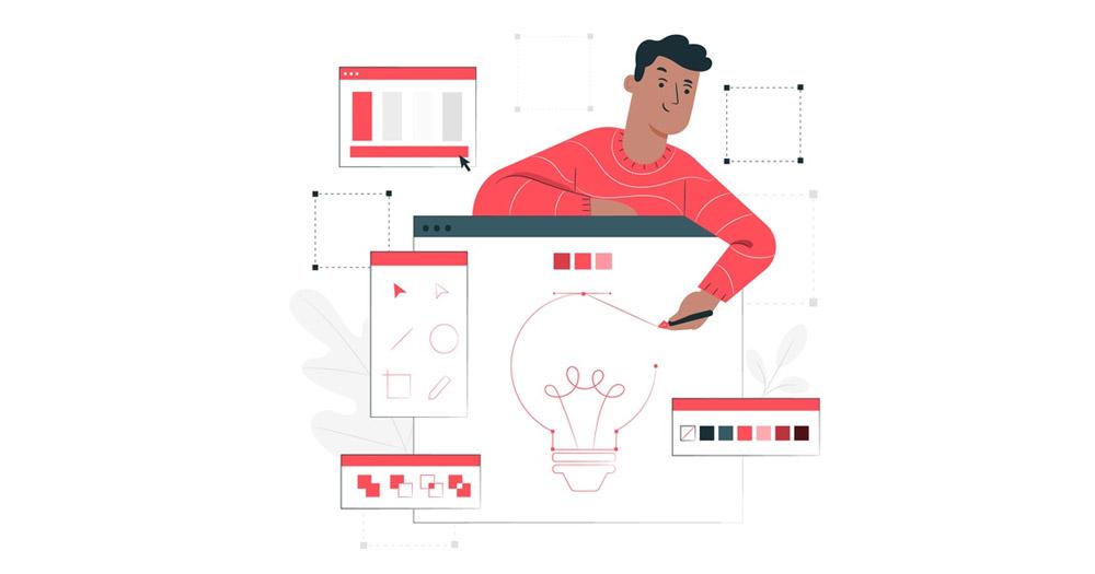 Công cụ hỗ trợ thiết kế giao diện website đại học