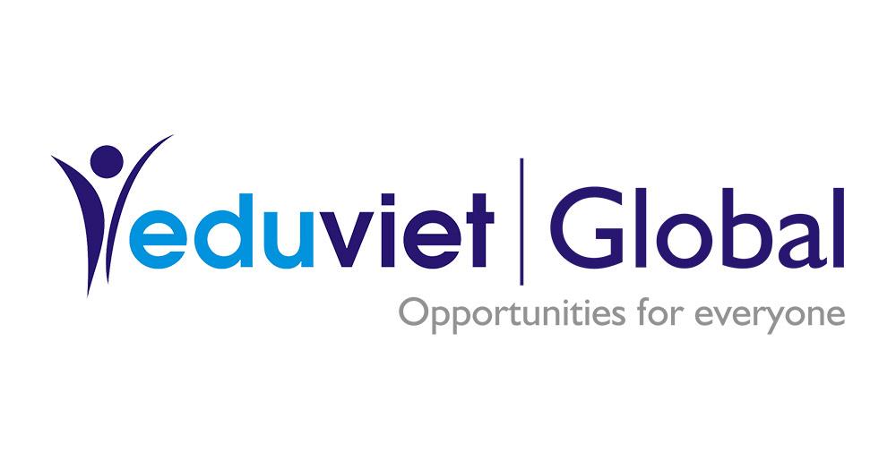 Mẫu website tư vấn Eduviet Global