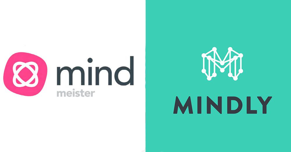 ứng dụng học tập miễn phí xây dựng sơ đồ tư duy Mindmeister và Mindly