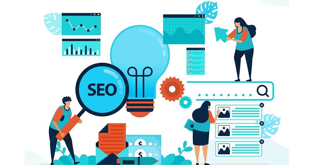 Áp dụng kĩ thuật chuyên môn cho quy trình SEO website du học