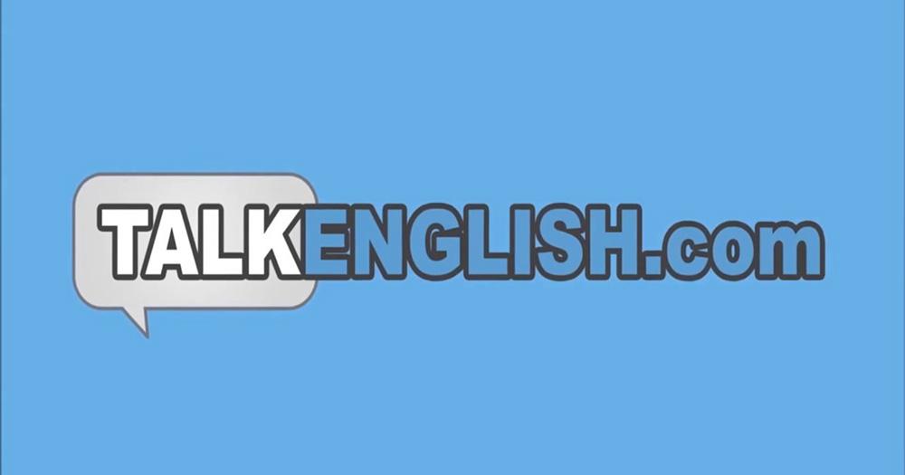 Website luyện tập kĩ năng nói tiếng Anh