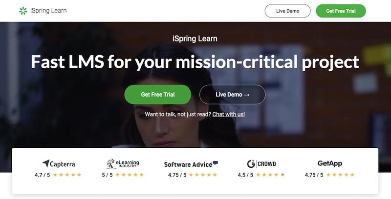 ISpring Presenter - phần mềm thiết kế bài giảng E Learning